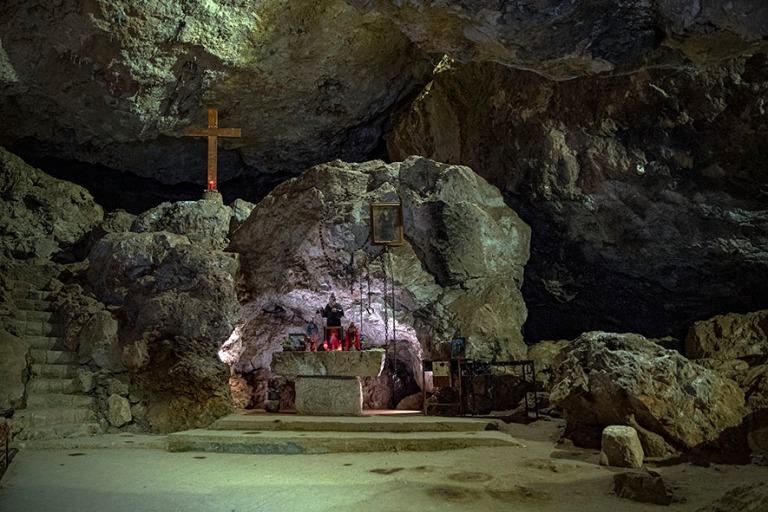 LB_190507 Libanon_0269 Qozhayan Pyhän Antonion luostarin Pyhän