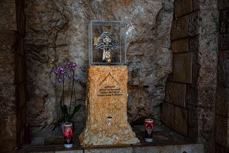 LB_190507 Libanon_0276 Qozhayan Pyhän Antonion luostarin kirkko