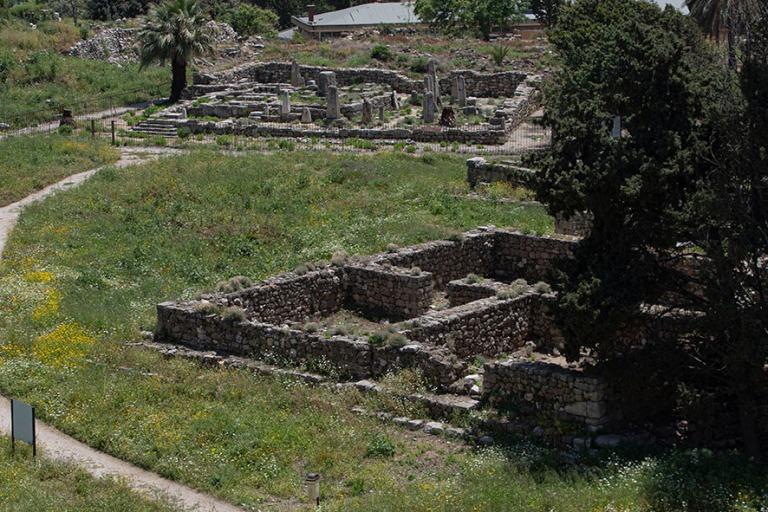 LB_190508 Libanon_0159 Bybloksen arkeologinen alue L- ja Obelisk