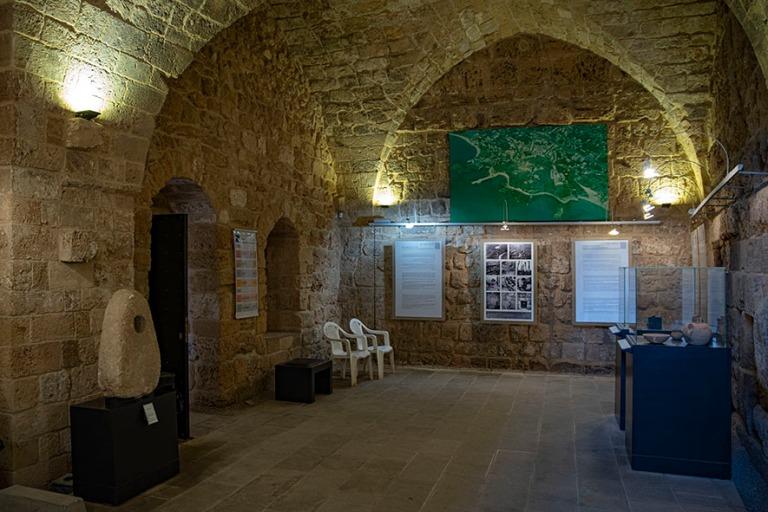 LB_190508 Libanon_0192 Bybloksen ristiretkeläislinnan museo