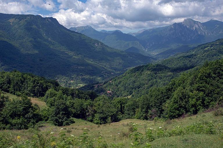BA_190628 Bosnia-Hertsegovina_0014 Sutjeskan kansallispuisto Ser
