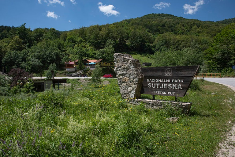 BA_190628 Bosnia-Hertsegovina_0029 Sutjeskan kansallispuisto Ser