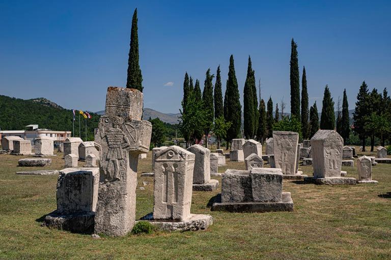 BA_190628 Bosnia-Hertsegovina_0071 Radimljan nekropoli Popratiss