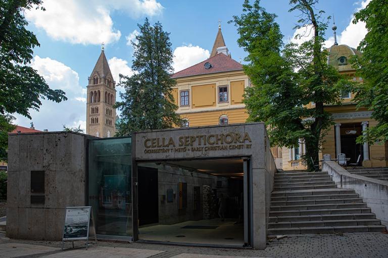 HU_190625 Unkari_0051 Pécsin Sopianaen varhaiskristillinen haut