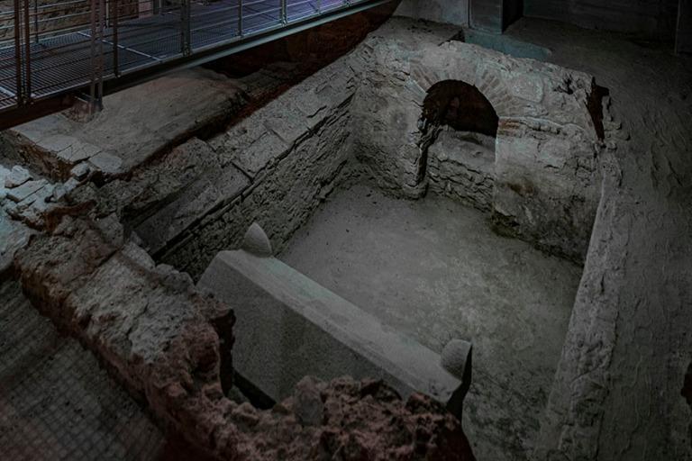 HU_190625 Unkari_0123 Pécsin Sopianaen varhaiskristillinen haut
