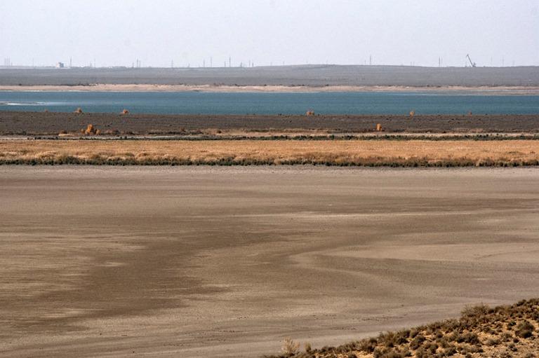 UZ_181025 Uzbekistan_0019 Turkmenistanin vastainen rajajoki Amud