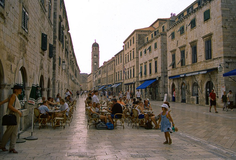 HR327536 Kroatia Dubrovnik 1998