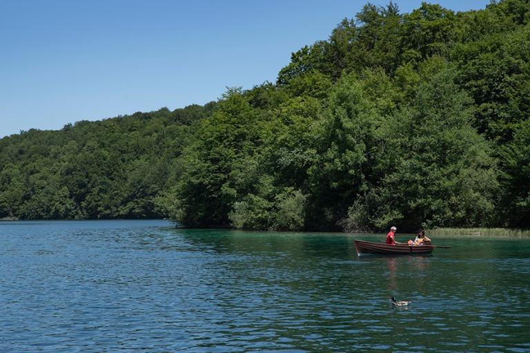 HR_190702 Kroatia_0024 Plitvicen kansallispuiston Kozjak-järvi