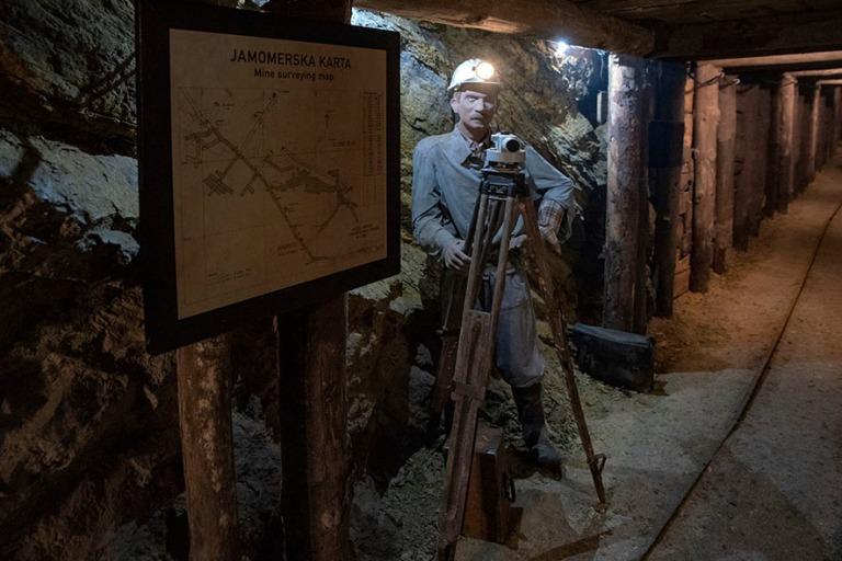 SI_190703 Slovenia_0140 Idrijan Antonijev rov-kaivosmuseo Primor