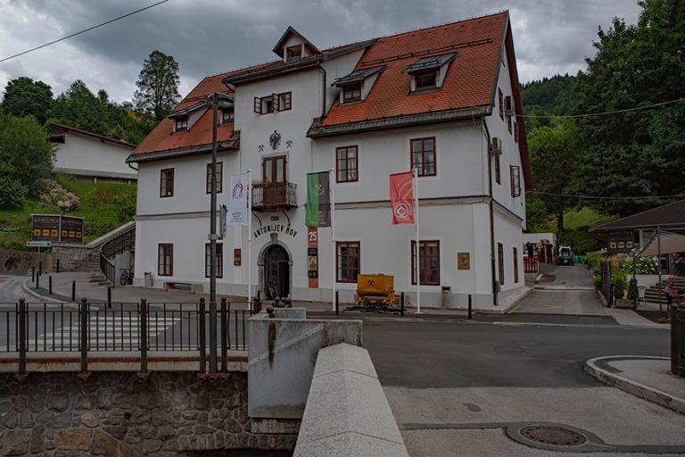SI_190703 Slovenia_0271 Idrijan Antonijev rov-kaivosmuseo Primor