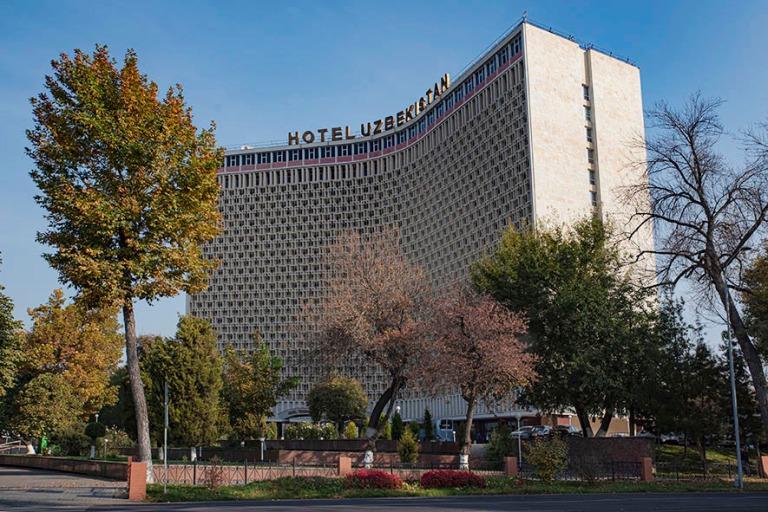 UZ_191031 Uzbekistan_0042 Taškentim Hotel Uzbekistan