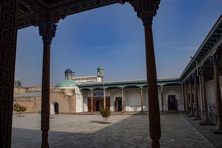 UZ_191103 Uzbekistan_0352 Kokandin Khudayar Khanin palatsi Ferga