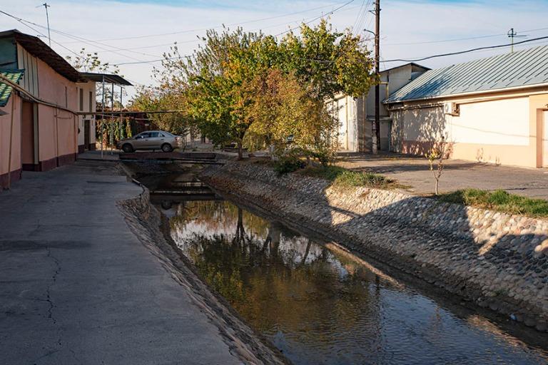 UZ_191106 Uzbekistan_0197 Taškentin vanhaa kaupunkia
