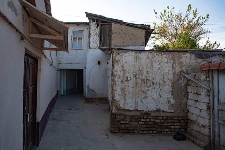 UZ_191106 Uzbekistan_0203 Taškentin vanhaa kaupunkia