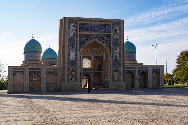 UZ_191106 Uzbekistan_0232 Taškentin Islamilaisen keskuksen Bara