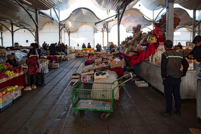UZ_191106 Uzbekistan_0292 Taškentin Chorsu Bazaar
