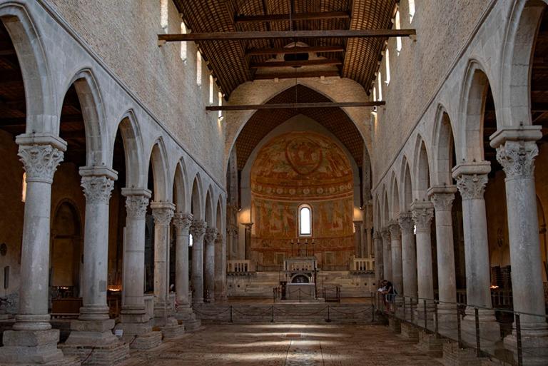 IT_190704 Italia_0109 Aquileian basilika Friuli-Venezia Giulian