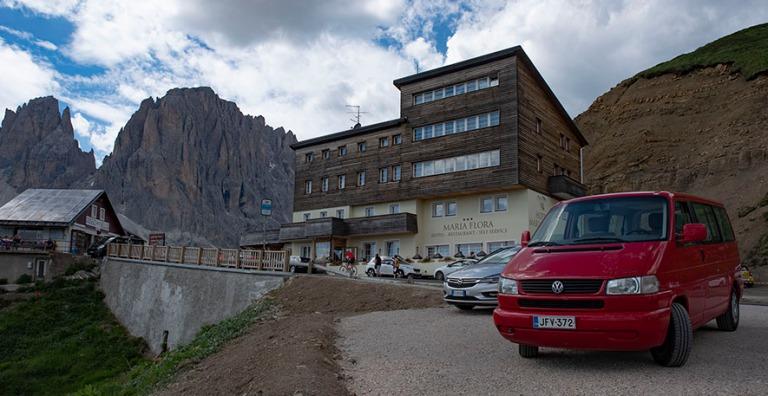 IT_190705 Italia_0182 Dolomiittien Passo Sella Trentino Alto Adi