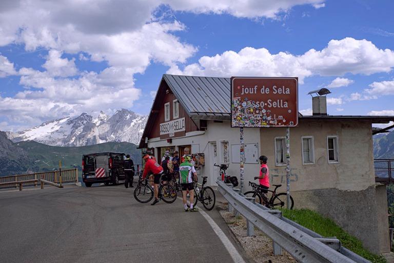 IT_190705 Italia_0189 Dolomiittien Passo Sella Trentino Alto Adi