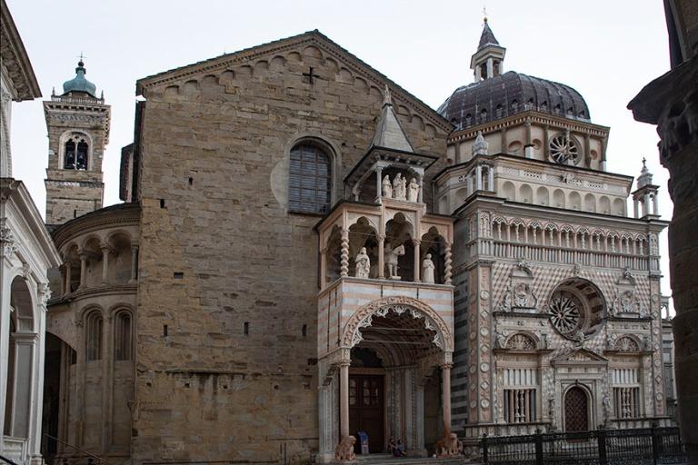 IT_190706 Italia_0245 Bergamon Basilica di Santa Maria Maggiore