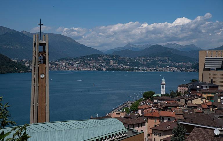 IT_190707 Italia_0028 Campione d'Italian enklaavi Sveitsin sis