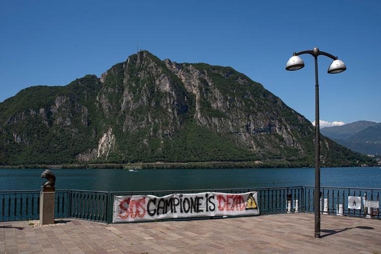 IT_190707 Italia_0042 Campione d'Italian enklaavi Sveitsin sis