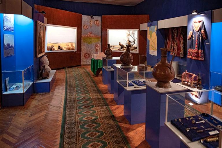 UZ_191104 Uzbekistan_0184 Ellikkalan arkeologian ja historian mu