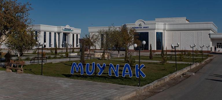 UZ_191105 Uzbekistan_0359 Mojnaqin kulttuurikeskus Karakalpaksta
