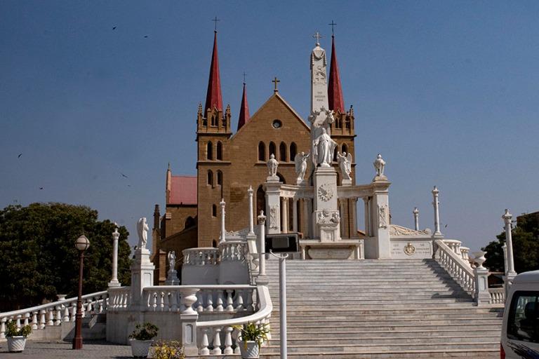 PK_200123 Pakistan_0237 Karachin St. Patrick's Cathedral Sindhis