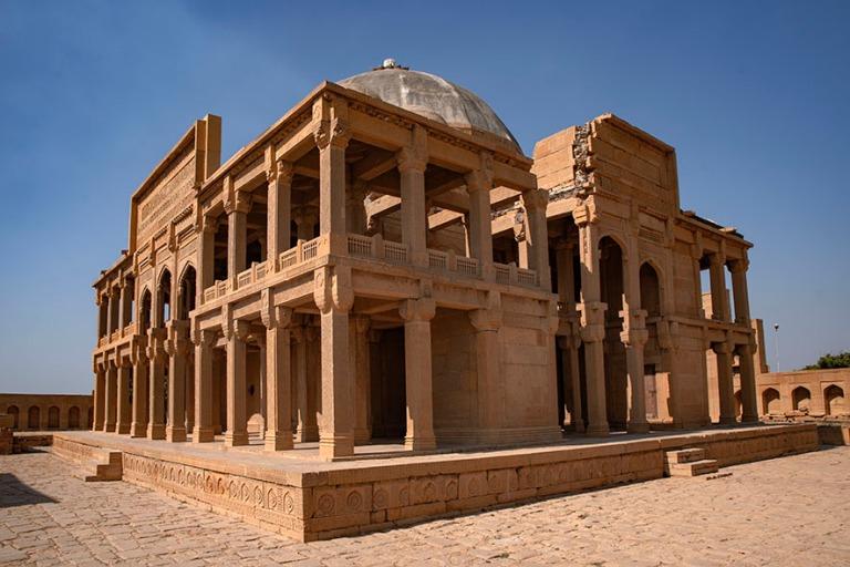 PK_200124 Pakistan_0244 Thattan Maklin nekropoli_Isa Khan Tarkha