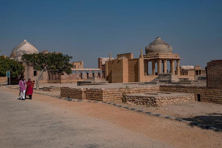 PK_200124 Pakistan_0290 Thattan Maklin nekropoli Sindhin provins