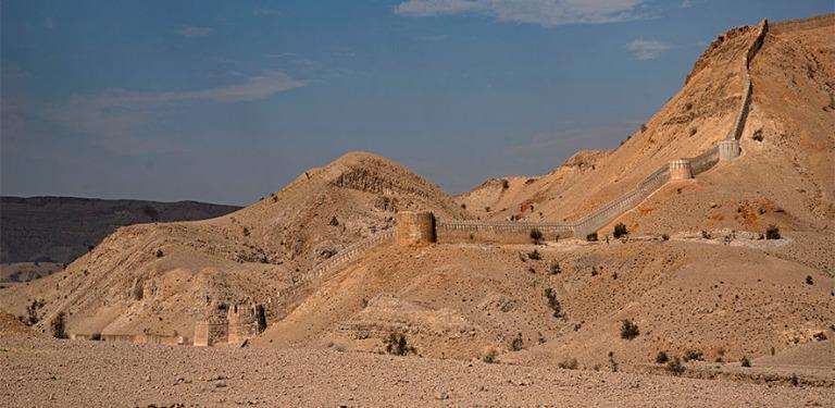 PK_200125 Pakistan_0044 RaniKotin linnoitus Sindhin provinssissa