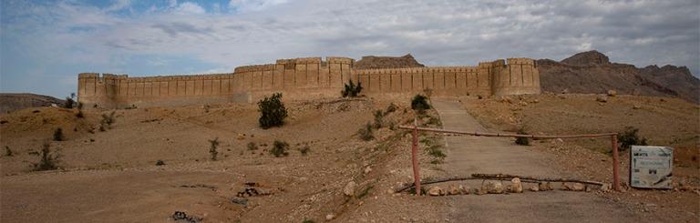 PK_200125 Pakistan_0077 RaniKotin linnoituksen Miri Kot Sindhin