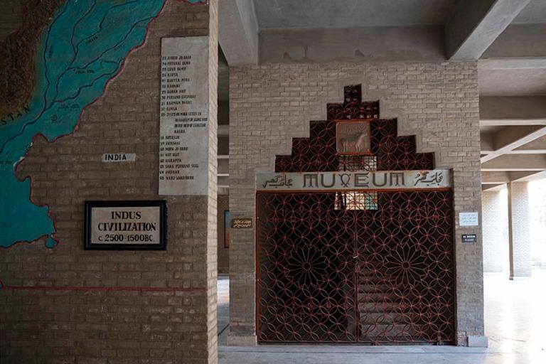 PK_200125 Pakistan_0392 Moenjo Daron museo Sindhin provinssissa