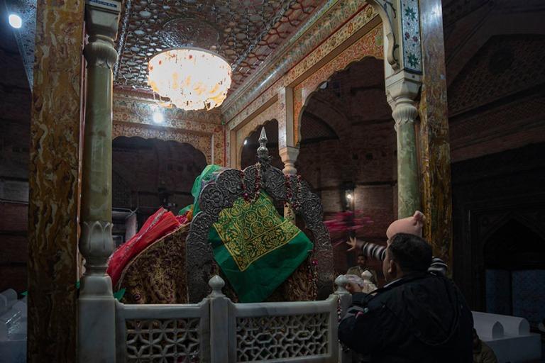 PK_200128 Pakistan_0167  Sheikh Rukn-e-Alamin mausoleumi Multani