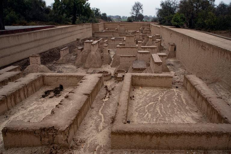 PK_200129 Pakistan_0083 Harappan induskulttuurin rauniokaupunki