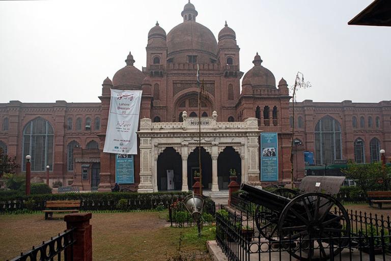 PK_200130 Pakistan_0029 Lahoren museo Punjabissa