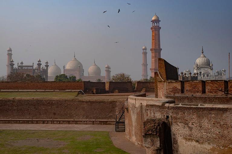 PK_200130 Pakistan_0173 Lahoren Badshahi Masjid (Kuninkaan moske