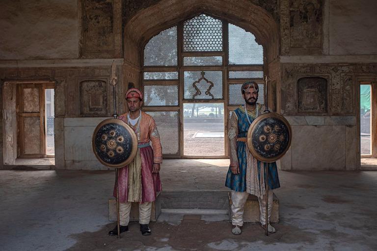 PK_200130 Pakistan_0204 Lahoren linnoitus Punjabissa