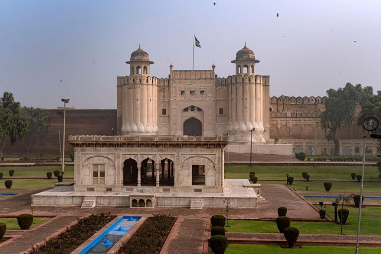 PK_200130 Pakistan_0263 Lahoren linnoitus Punjabissa