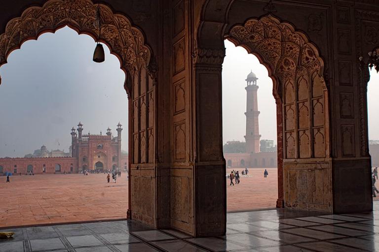 PK_200130 Pakistan_0293 Lahoren  Badshahi Masjid (Kuninkaan mosk
