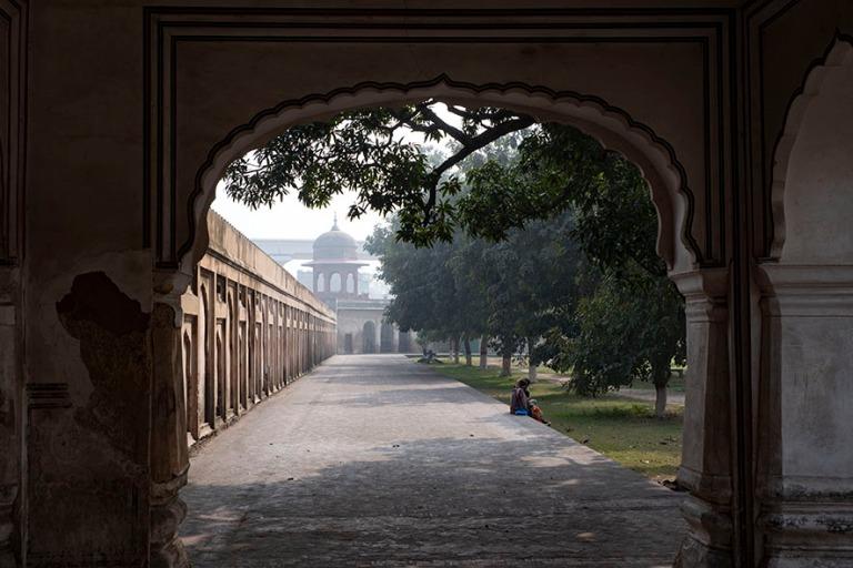 PK_200130 Pakistan_0342 Lahoren Shalamarin puutarha Punjabissa
