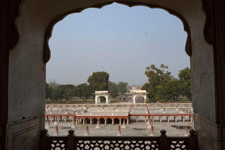 PK_200130 Pakistan_0357 Lahoren Shalamarin puutarha Punjabissa