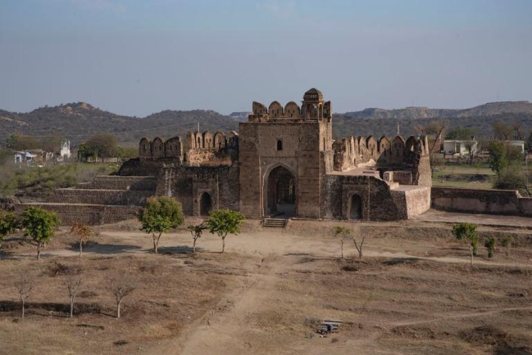 PK_200131 Pakistan_0174 Rohtasin linnoitus (Qila Rohtas) Jhelumi