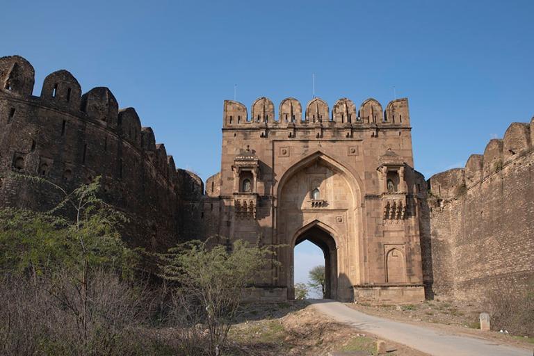 PK_200131 Pakistan_0203  Rohtasin linnoitus Jhelumin piirikunnas