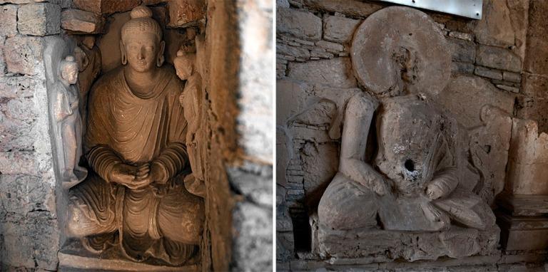 PK_200201 Pakistan_0204 Jaulianin buddhalainen stupa & luostari