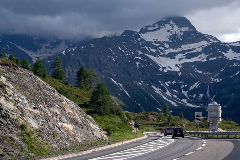CH_190707 Sveitsi_0184 Simplonsola 2005m Valais'n Alpeilla Sve