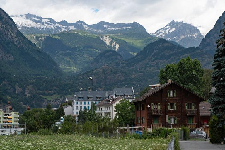 CH_190708 Sveitsi_0019 Alppimaisemaa Briegistä Valais´n (Walli