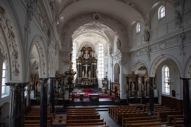 CH_190710 Sveitsi_0066 Stansin Pyhän Pietarin ja Paavalin kirkk