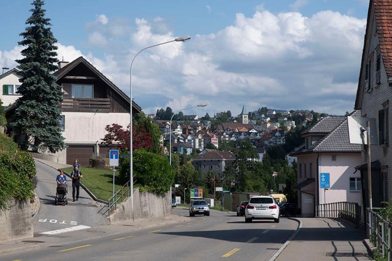 CH_190714 Sveitsi_0254 Appenzell Ausserrhodenin hallintokaupunki